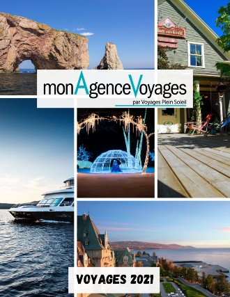 Brochure Mon Agence Voyages